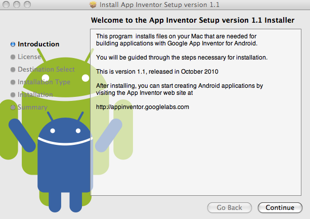 Learn to build Android apps | Appinventor